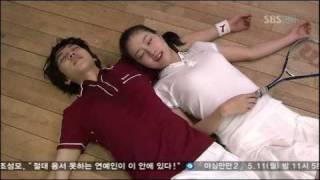 Video Moon Chae Won & Lee Seung Ki play squash in drama 'BL' download MP3, 3GP, MP4, WEBM, AVI, FLV April 2018