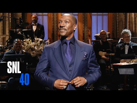 Kobi - Eddie Murphy Will Host SNL In December!!!!