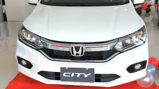 2018 Honda City India Review and Specification