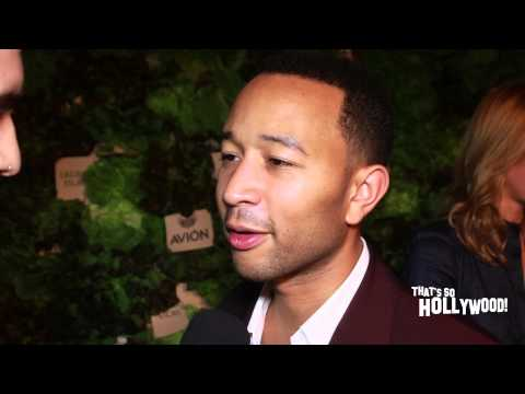 John Legend explains his reason for exec producing Can You Dig This