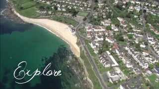 Visit Falmouth - beaches, boating, shopping, food, pubs, explore, rivers, history
