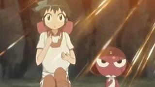 Keroro軍曹之Giroro與小雪友情篇 (koyuki azumaya and giroro)
