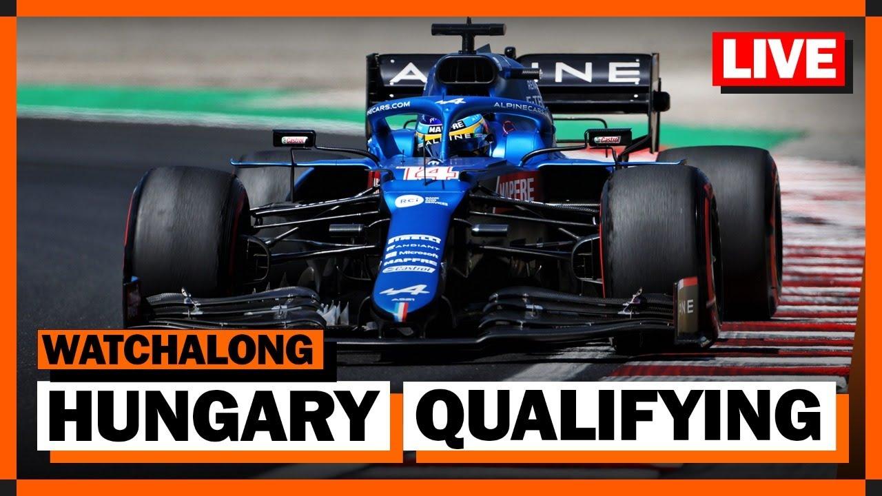 2021 F1 Hungarian GP Qualifying | WTF1 Watchalong