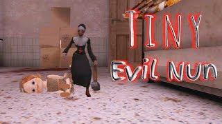 Tiny Evil Nun Full Gameplay