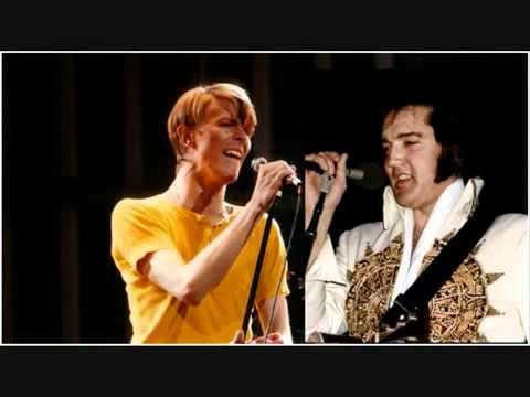 David Bowie   Elvis Presley  Golden Yearsmp4