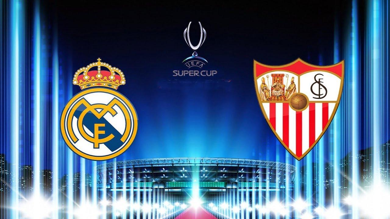 Прогноз К Матчу Реал Мадрид Севилья Супер Кубак