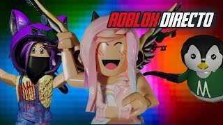 Come Play ROBLOX live with SamyMoro