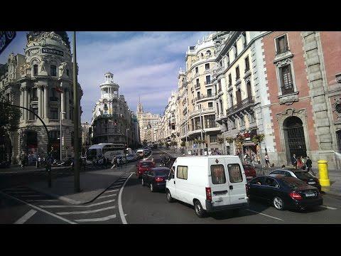 SPAIN MADRID TOLEDO BARCELONA