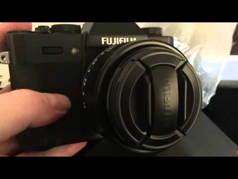 BJD photography: A box opening for my Fujifilm X-T10