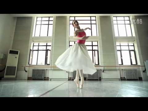 """MOMENTS IN LIGHT""chinese ballerina CAO Shuci Цао Шуцси – балерина Национального балета Китая"