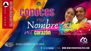 "MINISTERIO ALABANZA APOCALIPSIS.""conoces mi nombre ""  (VIDEO- OFICIAL)"