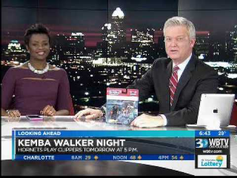 021017 Wbtv Morning News Kemba Walker Night Yt