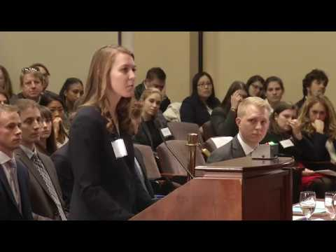 Ames Moot Court Competition 2016