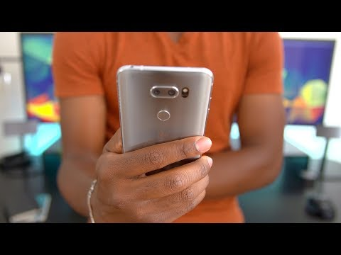 LG V30 - REAL Day in the Life!