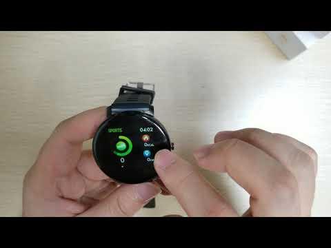 New Smart Watch K9