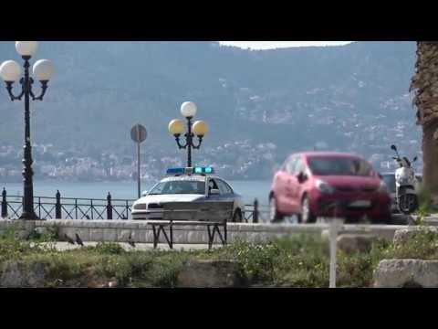 Βίντεο με  ηχητικό μήνυμα για τις άσκοπες μετακινήσεις που θα μεταδίδεται από περιπολικά της ΕΛ.ΑΣ.