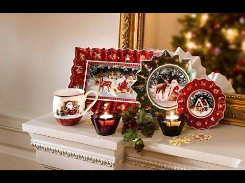 Новогодняя посуда Villeroy & Boch | Christmas