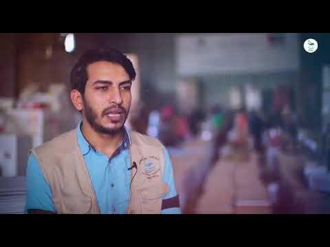 بتمويل من مؤسسة الشيخ خليفه بن زايد .. مركز فتا ينفذ مشروع إفطار الصائم – رمضان 2019