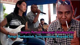 Satu Senyum Saja-(Akustik Version Pr. Maing) Keren Banget!!!