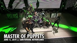 Metallica: Master of Puppets (Amsterdam, Netherlands - June 11, 2019)