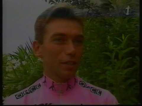 Johan Bruyneel -Tour De France 1995 - Once