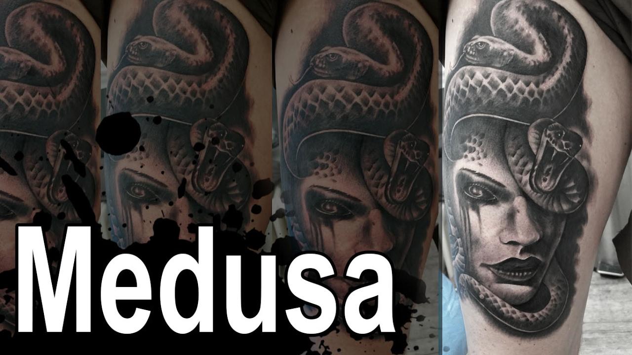 Tattoo Medusa O Mito Na Mitologia Grega