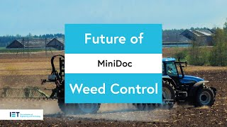 Pesticides, Herbicides and the future of weed control