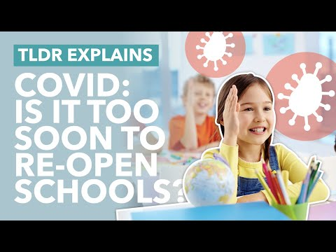 Is it Safe for Schools to Re-Open? Johnson Pleads With Parents to Return Children TLDR News