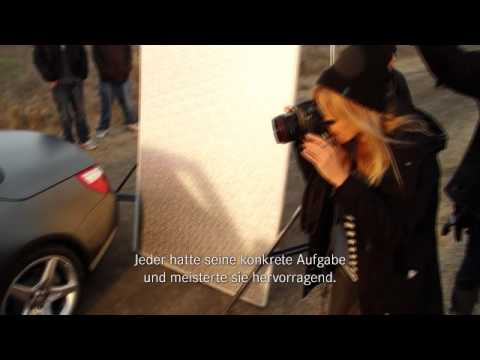 INTERVIEW: Lara Stone: MERCEDES-BENZ FASHION WEEK BERLIN A/W 2012 COLLECTIONS