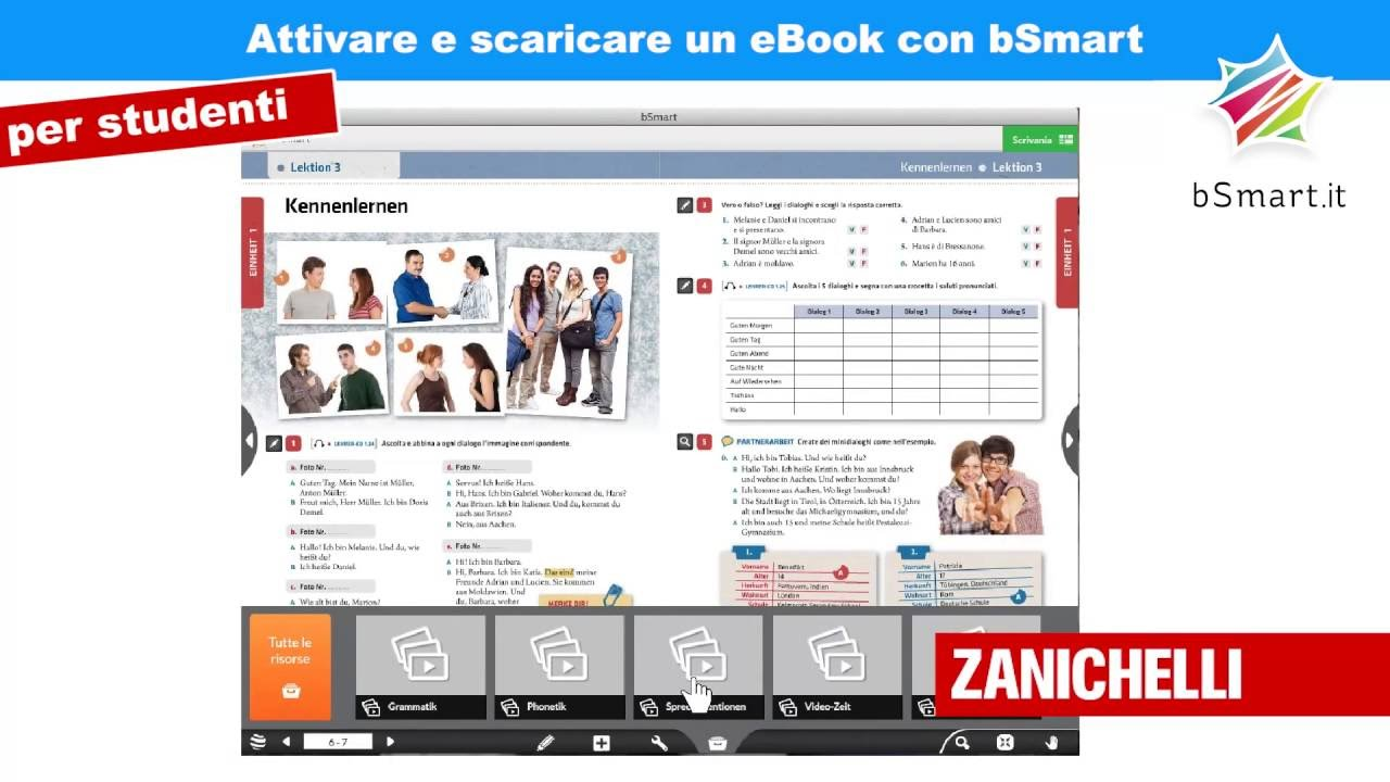 scaricare ebook gratis zanichelli