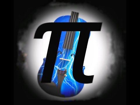 Pi Day Song:  A Piece of Pi (violin music for Pi Day)
