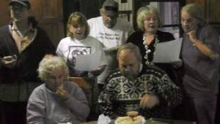 Mom Gets Her Lutefisk And Lefse And A Song