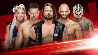 WWE Superstar Shake-Up 2019: Every Move To RAW