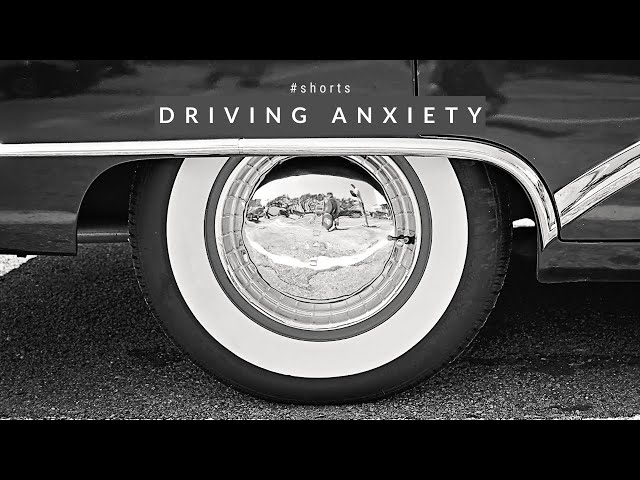 Driving Anxiety After A Break #shorts