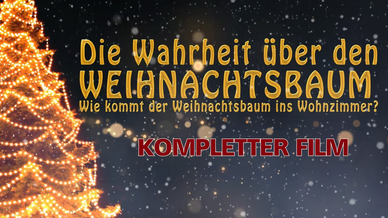 wie kommt der weihnachtsbaum ins wohnzimmer kompletter film hd youtube. Black Bedroom Furniture Sets. Home Design Ideas