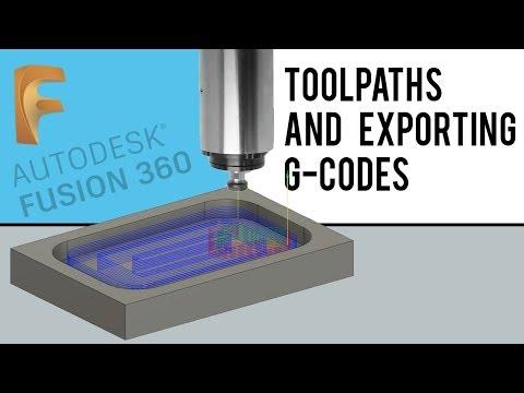 创建CNC制造的代码