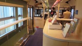 【録音】観光列車 あめつち 出雲市 出発時 車内放送 その2