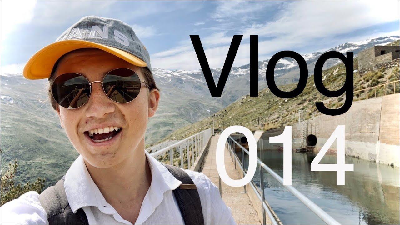 Vlog 014 - włam na elektrownie w górach, tajemnicza rura.
