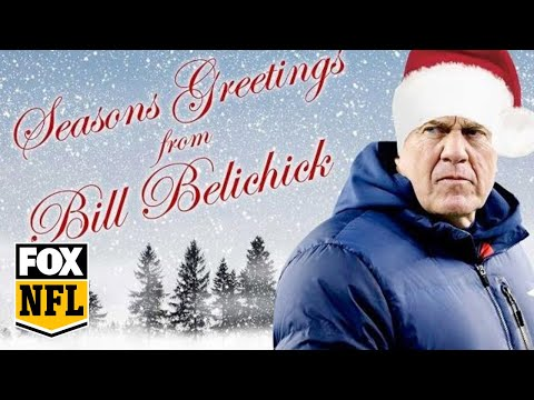 Bill Belichick sings 'Have Yourself a Merry Little Christmas' | New England Patriots