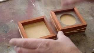 Scrap Wood Project - Build A Picture Frame Box: Pt.2