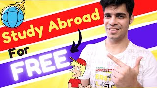 Top 5 Countries to Study in for FREE! || Countries where you can study for free || Study Abroad