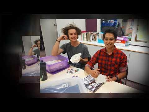 Design & Production, Textiles Class 2018