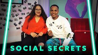 RITCHIE SAIMO over shoppen voor Lil' Kleine en ANISHAGF spit vuur in de studio | SOCIAL SECRETS