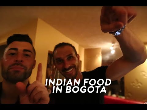 Daily Grind 33 | Indian Food In Bogota