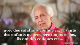 """Protéines - vivrecru """"Charlotte Gerson"""" interview (jus de carotte)"""
