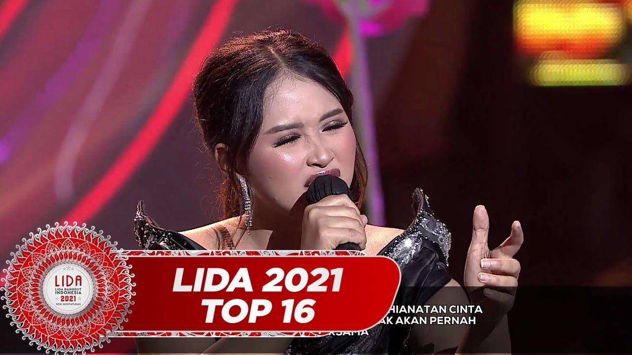 "Download Kereeennn!! Jeritan Hati!!! Anting (Yogyakarta) ""Tak Mungkin Kembali"" Raih All SO Juri!! LIDA 2021"