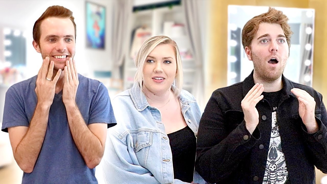 Shane's Beauty Room Makeover Surprise! image