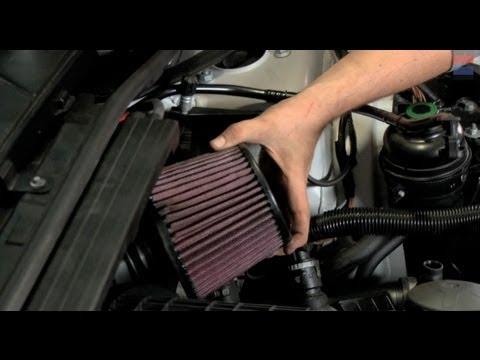BMW Air Intake Upgrade