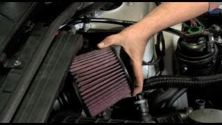 BMW Air Intake Upgrade