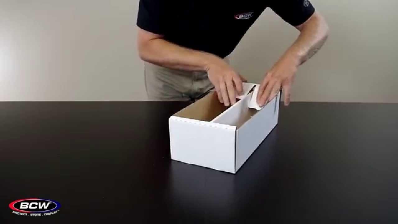 330 Count 100 Max Storage Boxes FREE SHIPPING Trading Card MTG Baseball